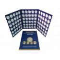 Альбом-планшет для монет 10 рублей на 90 ячеек. Без монетных дворов.