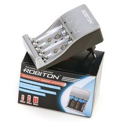 Зарядное устройство Robiton Smart S500