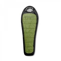 Спальный мешок Trimm IMPACT, зеленый 195 L